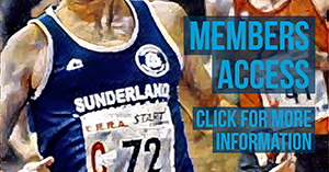 Sunderland Harriers Member Access