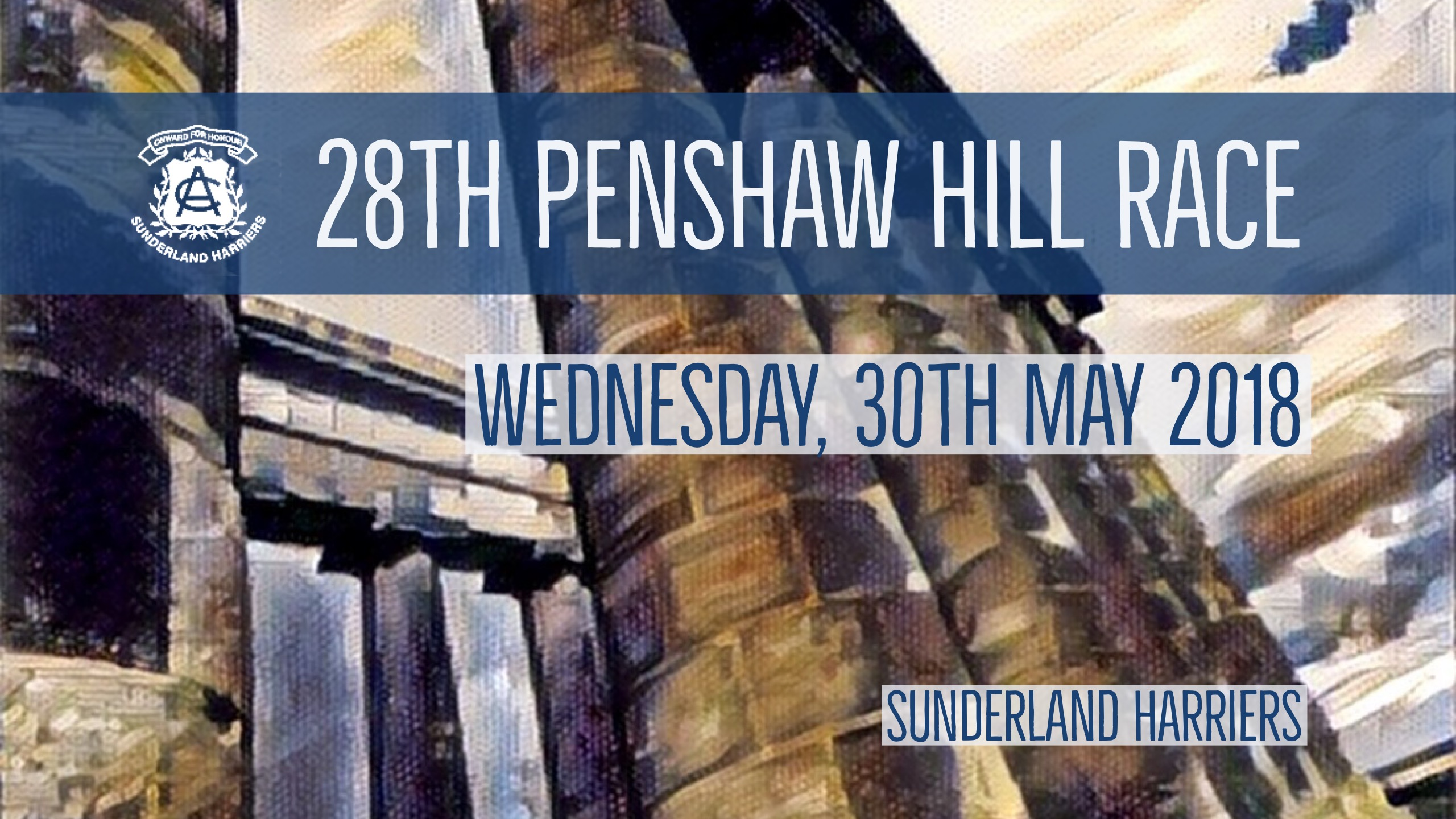 Penshaw Hill Race 2018 Entry Form