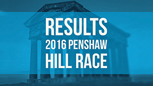 Sunderland Harriers Penshaw Hill Results